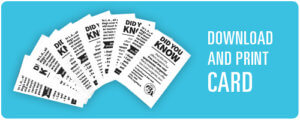print these cards to help spread the word about Let's Fix L.A.