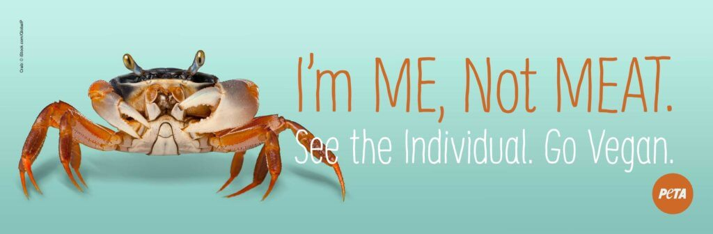 help crabs and lobsters used for food now