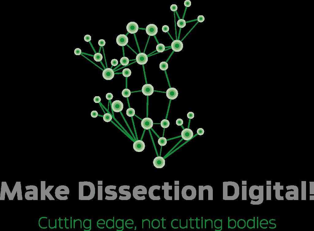Make Dissection Digital!